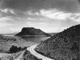 Elephant Butte Lake near  Hot Springs (Truth or Consequences), New Mexico