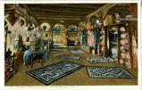 """Interior Indian Building, Albuquerque, New Mexico"""