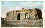 """An Old Adobe House"""