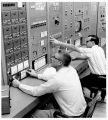 Technicians at the Los Alamos Scientific Laboratory, Los Alamos, New Mexico