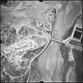 Aerial view of Zia Pueblo, New Mexico