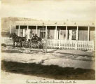 General J.H. Carleton's Quarters, Santa Fe, New Mexico