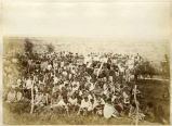 Navajo Indians at Fort Sumner, New Mexico