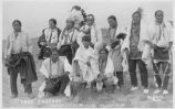 """Taos Indians at Indian Ceremonial, Gallup, New Mexico"""