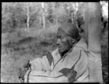 Unidentified Native American man
