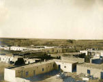 View of Isleta Pueblo, New Mexico