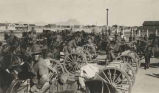 """Artillery (1st New Mexico Infantry - National Guard), at Columbus, New Mexico"""