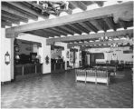 Lobby of the La Fonda Hotel, Santa Fe, New Mexico