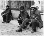 """These miners still work the tailings of the mines at once prosperous Madrid, New Mexico"""