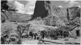Filming Warner Brothers' movie Pursued in Red Rock Canyon near Gallup, New Mexico