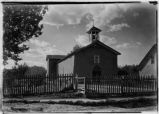 Church at El Rito, New Mexico