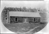 Officers quarters, Fort Union, New Mexico