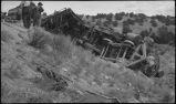 New Mexico Central Railroad train wreck, engine 365, New Mexico