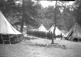 Company B, Camp Hughey, Cloudcroft, New Mexico