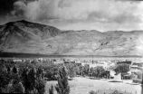 View of Alamogordo, New Mexico