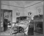 Interior of Veeder and Veeder Law Office, Las Vegas, New Mexico