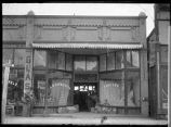 L.H. Hofmeister Grocery, Winternitz Block, South Bridge Street, Las Vegs, New Mexico