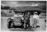 Mrs. Katherine Scallon and Leon Gaspard, Taos, New Mexico