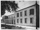Welfare Building and Works Progress Administration Headquarters, Santa Fe, New Mexico