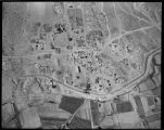Aerial view of Cochiti Pueblo, New Mexico