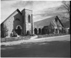 Episcopal Church of the Holy Faith on Palace Avenue, Santa Fe, New Mexico