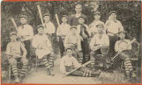 Saint Michael's School baseball team, Santa Fe, New Mexico