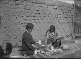 Unidentified gamblers, Santa Fe, New Mexico