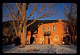 Home of artist Randall Davey, Santa Fe, New Mexico