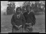 Navajo couple
