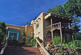 Witter Bynner home, Santa Fe, New Mexico