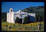 Church on Highway 14, Golden, New Mexico