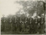 "The White Oaks ""8"", New Mexico volunteers in the Spanish American War"