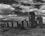 Ruins at Fort Craig, New Mexico
