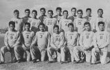 Santa Fe Indian School track team, New Mexico