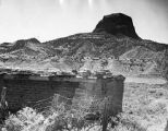Cabezon Peak in northeastern New Mexico