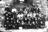 Children probably from North Public School, Las Vegas, New Mexico