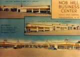 Nob Hill Business Center, 3500 East Central, Albuquerque, N.M.