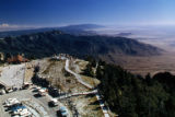 Sandia Mountains, Sandia Crest from TV Tower