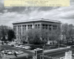 Bernalillo County Courthouse, Albuquerque, New Mexico