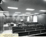 District Court Room, Bernalillo County Courthouse, Albuquerque, New Mexico