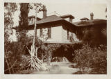172 N. Orange Grove Ave., Pasadena, home of Grace Ellery Channing Stetson, Pasadena. Purchased by...