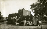 "Mrs. Grinnell's place ""Castle in the Air"", Near Newhall, Calf.-1924"