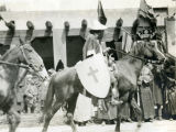 Entrance of the Spaniard, Santa Fe Fiesta-Sept. 1920