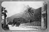 Le Corcovado (do Largo dos Leones), from the album, South American Views; 44 photographs