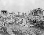 Parthenon and Erectheum, Athens, from the album, Untitled