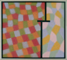 Oil No. 18, Chromatic Constrasts No. 27, 1956