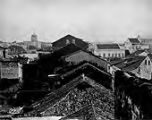 Rooftops of Recife, from the album, South American Views; 44 photographs