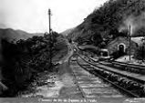 Chemin de fer de Santos à S. Paulo (The Trains from Santos to S. Paulo), from the album, South...