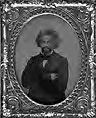 Frederick Douglass, Negro Abolitionist, Author and Orator