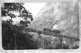Chemin de fer du Corcovado, from the album, South American Views; 44 photographs
